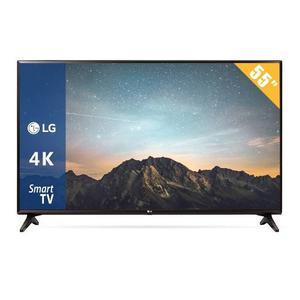 Pantalla 4k Lg 55 Pulgadas Ultra Hd Smart Tv Led Negro Nueva