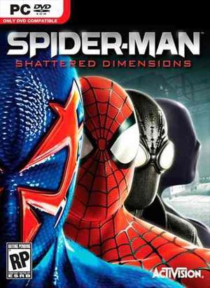 Spider Man Shattered Dimensions - Pc Digital