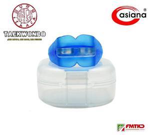 Equipo Protector Asiana - Protector Bucal De Gel Tkd