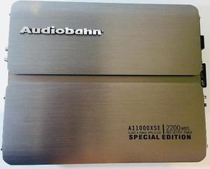 Fuente Amplificador Para Carro Clase D Audiobahn Edicion Esp