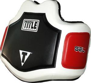 Peto De Gel Title Para Boxeo Y Artes Marciales
