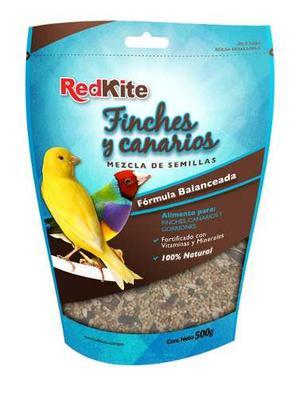 2.5kg Alimento Mezcla Canarios Finches Cód Flx5