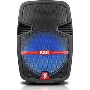 Bafle Recargable Ksr Msa- Con Bluetooth
