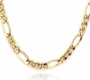 Cadena Cartier De Oro Macizo 14k 60cm. Pesa 20grs 5mm. Ancho