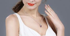 Collares Collar De Cristal A Precio De Mayoreo