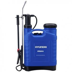 Fumigadora Manual Hyundai 20l C/doble Lanza Y 4 Boq. Hyd