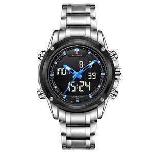 Reloj De Lujo Marca Naviforce Modelo  / Incluye Estuche