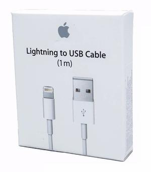 Cable Cargador Usb Original Iphone 5/5s/6/6s Envio Gratis!!