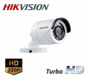 Cámara Hd-tvi Hikvision Interior/exterior 720p