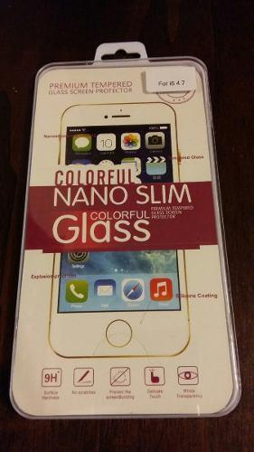 Cristal Templado Iphone 3 Mica Protectora Premium