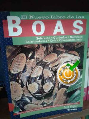 El Nuevo Libro De Las Boas Doug Wagner Nuevo Envío Gratis