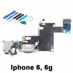 Iphone 6 Flex Centro Carga Jack Audifonos Microfono Original