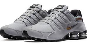 Tenis Nike Shox Nz #8.5 Mx Envío Gratis