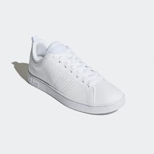Tenis adidas Blanco Advantage Piel Casual Clasico Original