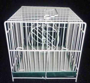 Jaula Chica Para Hamster Accesorios Extras