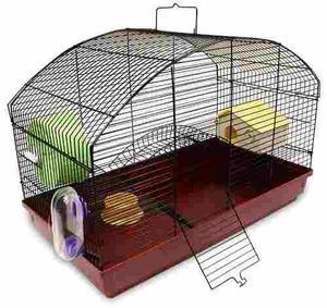 Jaula Santa Fe Para Hamster / Cuyo