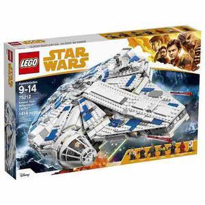 Lego Star Wars Halcón Milenario Del Corredor De Kessel