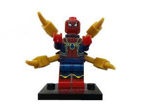 Spider Man Iron Spider Lego Compatible Infinity War