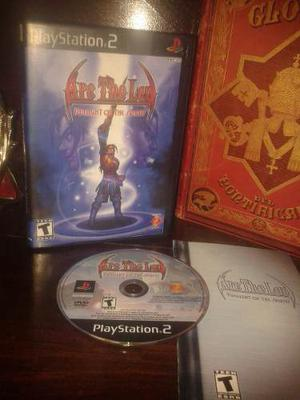 Arc The Lad Twilight Of Spirit Rpg Para Tu Ps2 Juegazo!!!