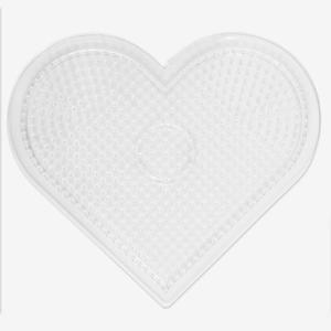 Artkal Beads:: Base De Corazón Para Midi (5mm) - Hama