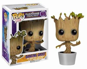 Funko Pop Dancing Groot Baby Guardianes De La Galaxia Nuevo!