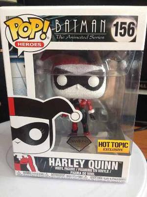 Funko Pop - Harley Quinn Diamond Collection Hot Topic (1)