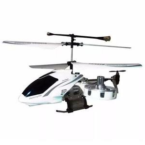Helicóptero Avatar Joystick Vica Rc 4 Canales Blanco