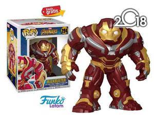 Hulkbuster 6 Pulgadas Funko Pop Infinity War Pelicula