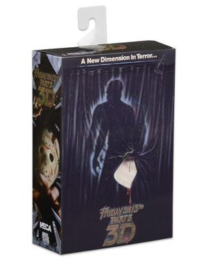Neca Friday The 13th 3d Jason Voorhees Ultimate Figura