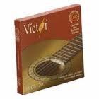 Paquete De 6 Juegos Cuerdas Víctor Guitarra Nylon Mod 20 *