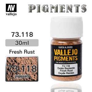 Pigmento Acrylicos Vallejo Para Modelismo 30ml. 1 Pieza