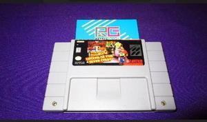 Super Mario Rpg Legend Of The Seven Stars Snes *buen Estado*