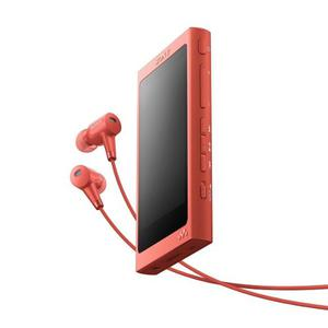 Walkman Sony Bluetooth Nfc Nw-a45hn Rojo