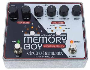 Electro-harmonix Deluxe Memory Boy Oferta Marzo
