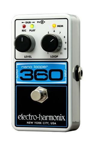 Electro-harmonix Nano Looper 360 Oferta Verano