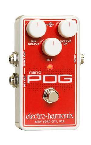 Electro-harmonix Nano Pog Oferta Febrero