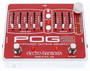 Electro-harmonix Pog2 Oferta Febrero