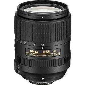 Lente Camara Nikon Af-s Dx Nikkor  Mm F/g Ed Vr