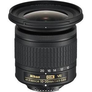 Lente Nikon Af-p Dx mm F/g Vr Nuevos Y Sellados