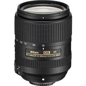 Lente Nikon Dx Af-s  F/g Ed Vr Nuevo Y Sellados