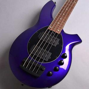 Music Man Bongo 5 Hh Bajo 5 Cuerdas Firemist Purple+case