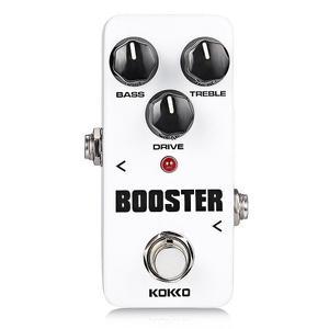 Pedal De Efecto De Mini Guitarra Flanger Kokko Booster