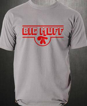 Playera Big Muff Playera
