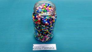 Bote Con  Pixe Beads 5mm 200g (pixemania) Para Pixelart