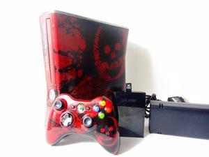 Consola Xbox 360 Edicion Gears Of War 3 En Tecno-gaming
