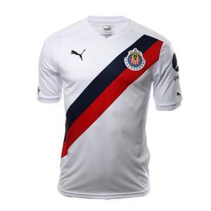 Jersey Chivas Camisa Original Puma Visita Guadalajara Nepa