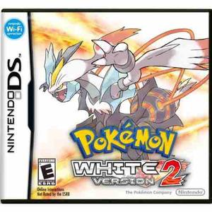 Nintendo Pokemon White Version 2 - Juego (nintendo Ds, Rpg (
