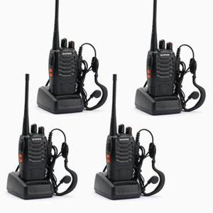 4 Cuatro Radios Portatil Baofeng Bf-888s Uhf Nuevos