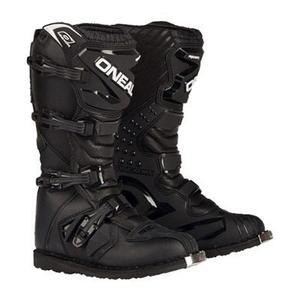 Bota Oneal Rider Motocross Enduro Negro
