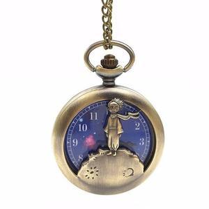 El Principito Reloj Collar Con Cadena Envio Express Barato